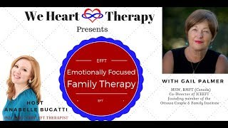 EFFT Emotionally Focused Family Therapy--Featuring EFT Trainer Gail Palmer