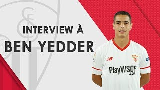 Interview à Ben Yedder en Français