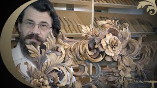 Woodcarving School -  virtual apprenticeship
