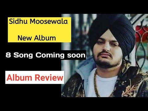 Sidhu Moosewala   New Album Review   8 song Comings soon   CooL Tadka