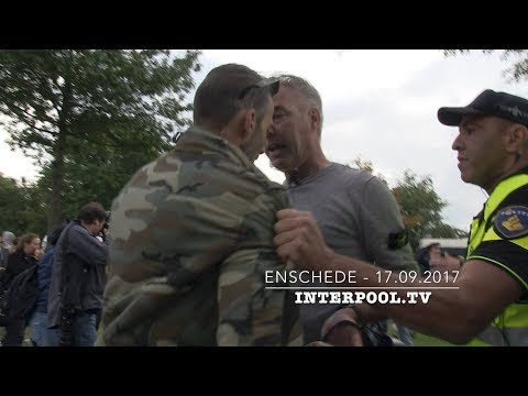 HogeSa, Pegida und die AfD - Der Schulterschluss von Enschede