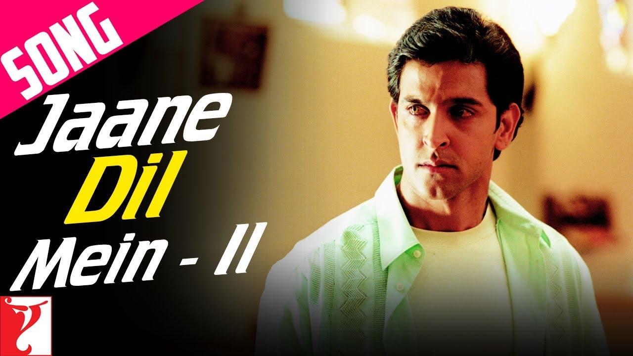 Jaane Dil Mein (Part 2) Song | Mujhse Dosti Karoge | Hrithik | Rani | Lata | Sonu