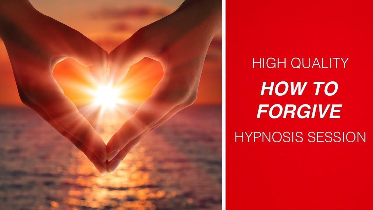 How to Forgive - Compassion & Forgiveness Mini Hypnosis ...
