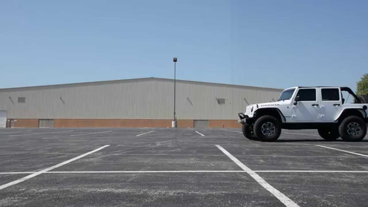 Hellcat motor in jeep wrangler autos post for Megee motors in georgetown