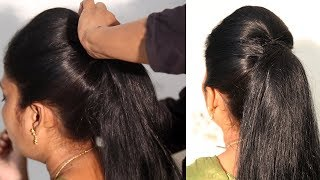 4 Easy Ponytail Hairstyles Quick & Easy Girls Hairstyles | Latest Hair Styles 2018