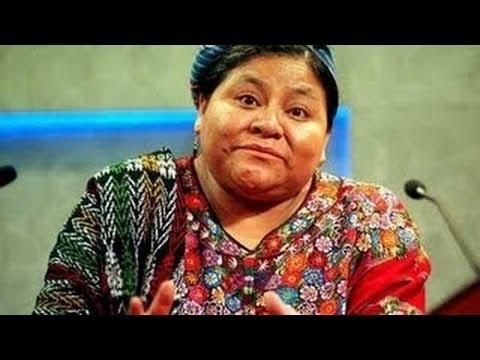 Nobel Peace Prize Recipient: Rigoberta Menchú Interview - The Best Documentary Ever!!