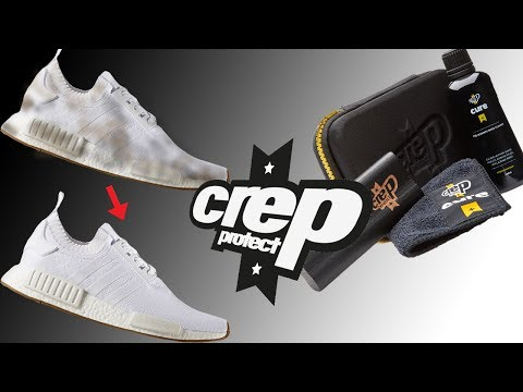 Does Crep Protect Really Work On White NMDS?!?