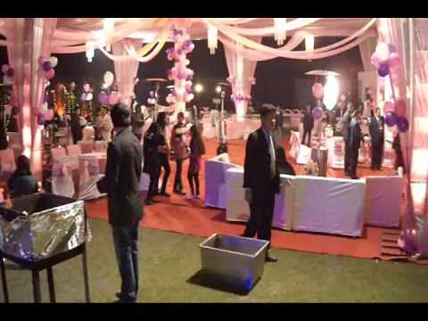 The azad birthday party planner decorators in chandigarhpanchkula