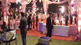 The azad birthday party planner & decorators in chandigarh,panchkula,mohali,punjab,haryana