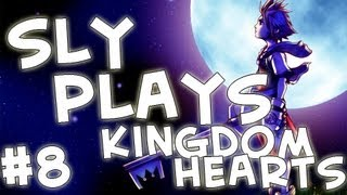 Kingdom Hearts | Ep.8 | Tarzan wants to touch my butt