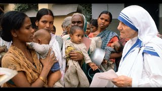 "Mother Teresa: ""Go Home and Love Your Family"" - Words of Inspiration"