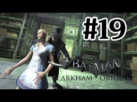 Batman Arkham Origins Walkthrough Part Mad Hatter Hideout Alice In Wonderland With Comme