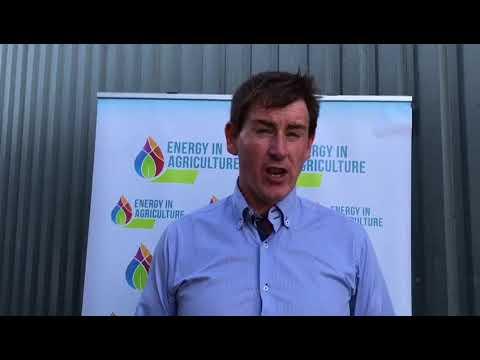 Key Note Speaker Paul Kenny, Tipperary Energy Agency