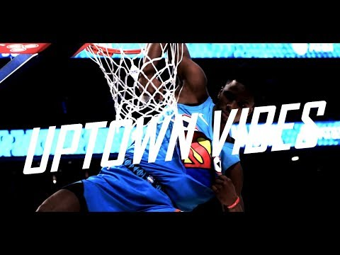 NBA All-Star 2019 - UPTOWN VIBES