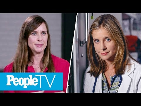 ER: Behind The Shocking Stabbing Of Carter And Lucy  PeopleTV