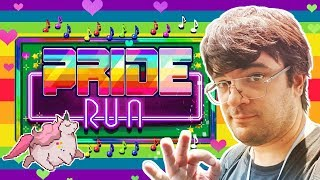 WTF Games - EP10 PRIDE RUN