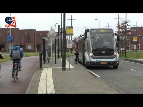 Eindhoven, nominee best cycling city in NL, 2014