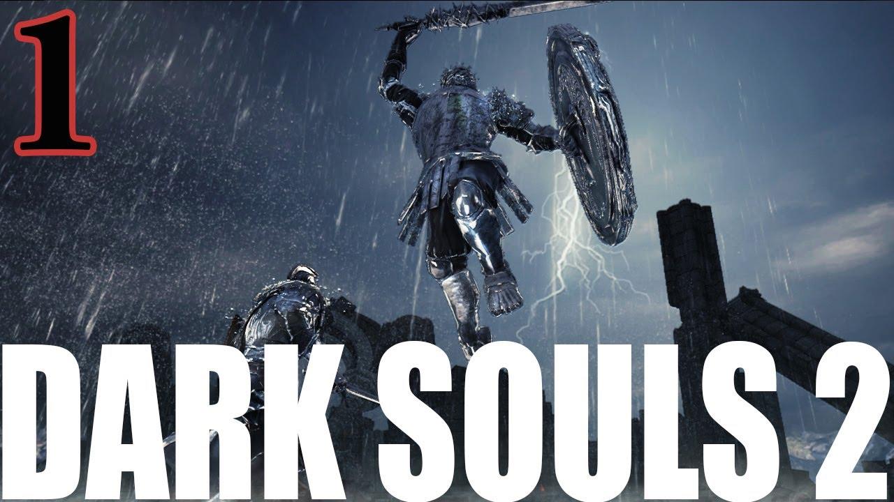 Dark Souls 2 2014 All Cutscenes Walkthrough Gameplay: Dark Souls 2 New Game Plus (NG+) Walkthrough Part 1