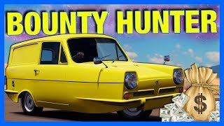 Forza Horizon 3 Online : 50 MILLION CREDIT BOUNTY HUNTER!!