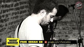 Face Cream - Tu Parte - En Vivo HD: #MusicGarage Thumbnail