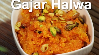 Gajar Halwa - Indian Delight | ChefHarpalSingh