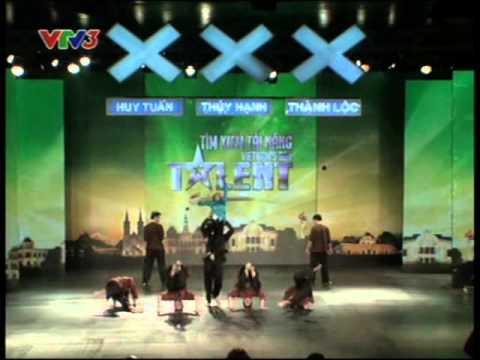 Viet nam gottalent 2013 - Tập 9 full - Ngày 20/1/2013 - Tim kiem tai nang Viet 2013