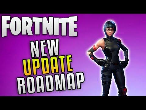 "Fortnite Save The World Update 3.6 Features ""Fortnite Perk Rerolls"" Fortnite New Update Roadmap"