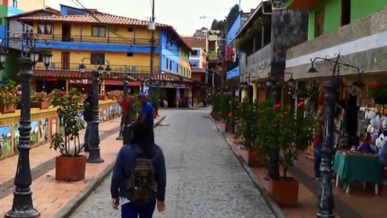 Impressions of Medellin, Colombia