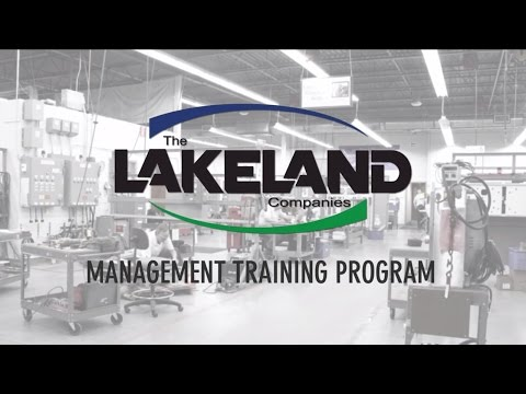 Lakeland Management Training Program