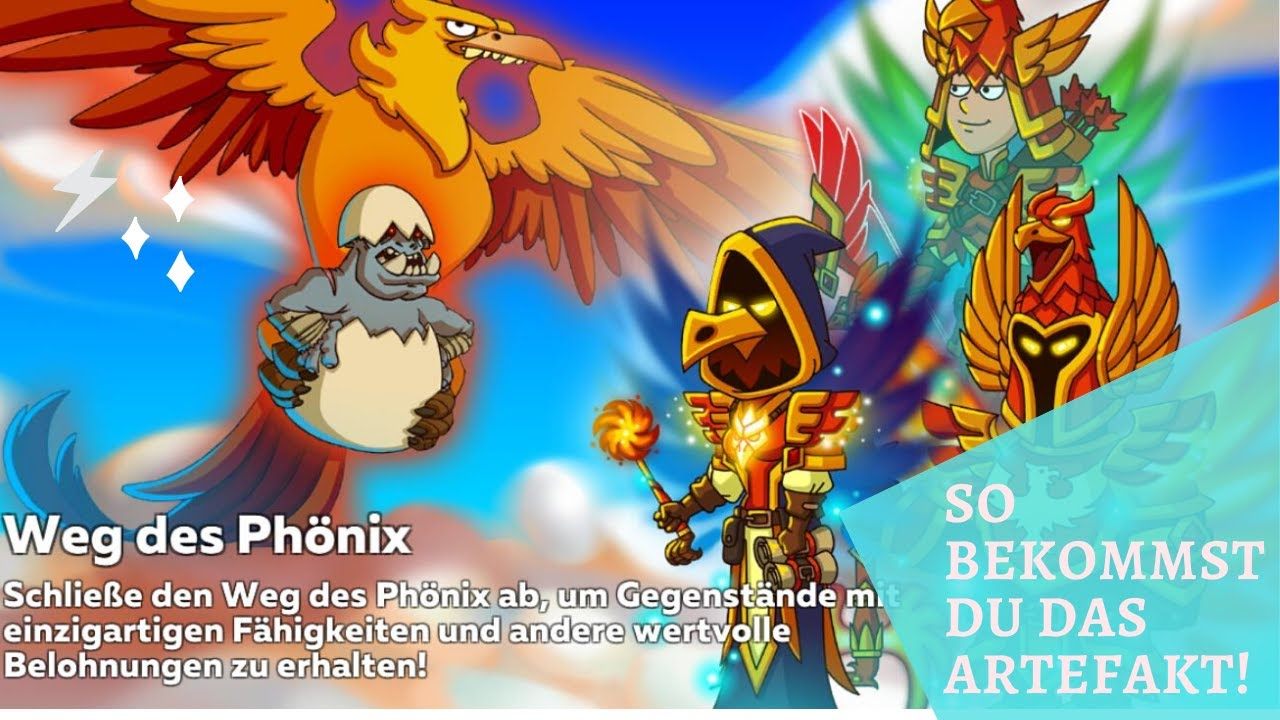 Phonix Spiel