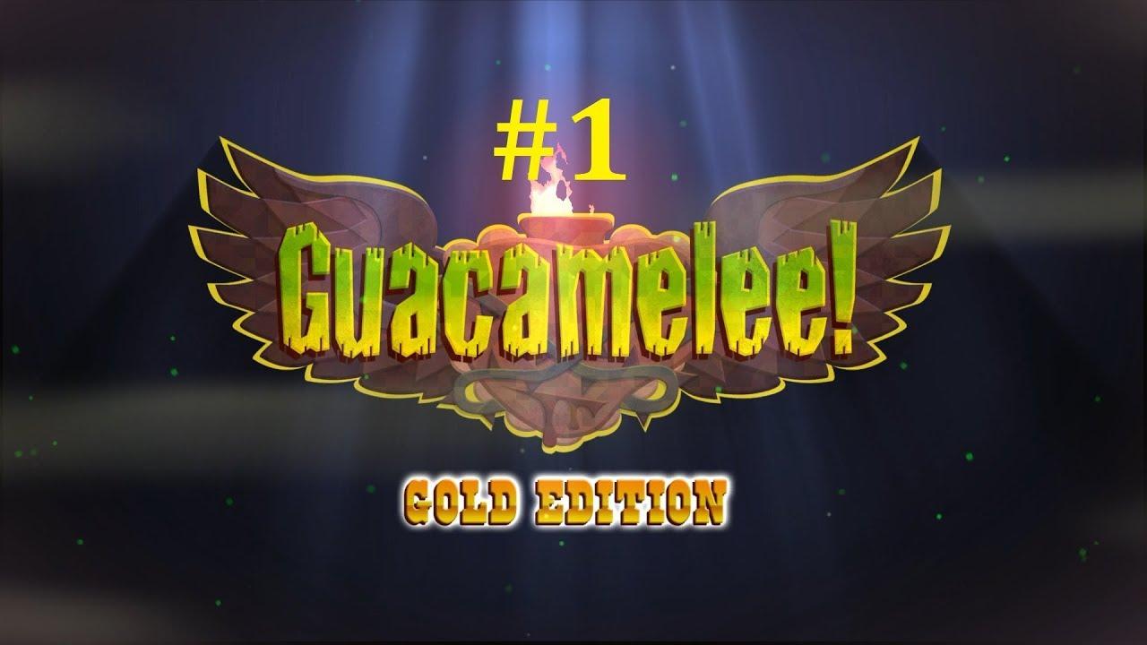 Guacamelee! Прохождение ► Непростой Хуан #1