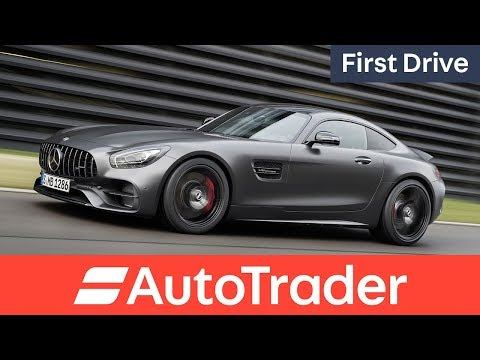 Mercedes AMG GT C Coupe 2017 first drive review