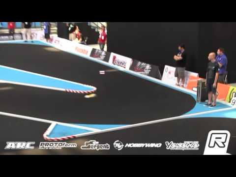 2016 IFMAR 1/12th scale World Championships - A-main Leg 1