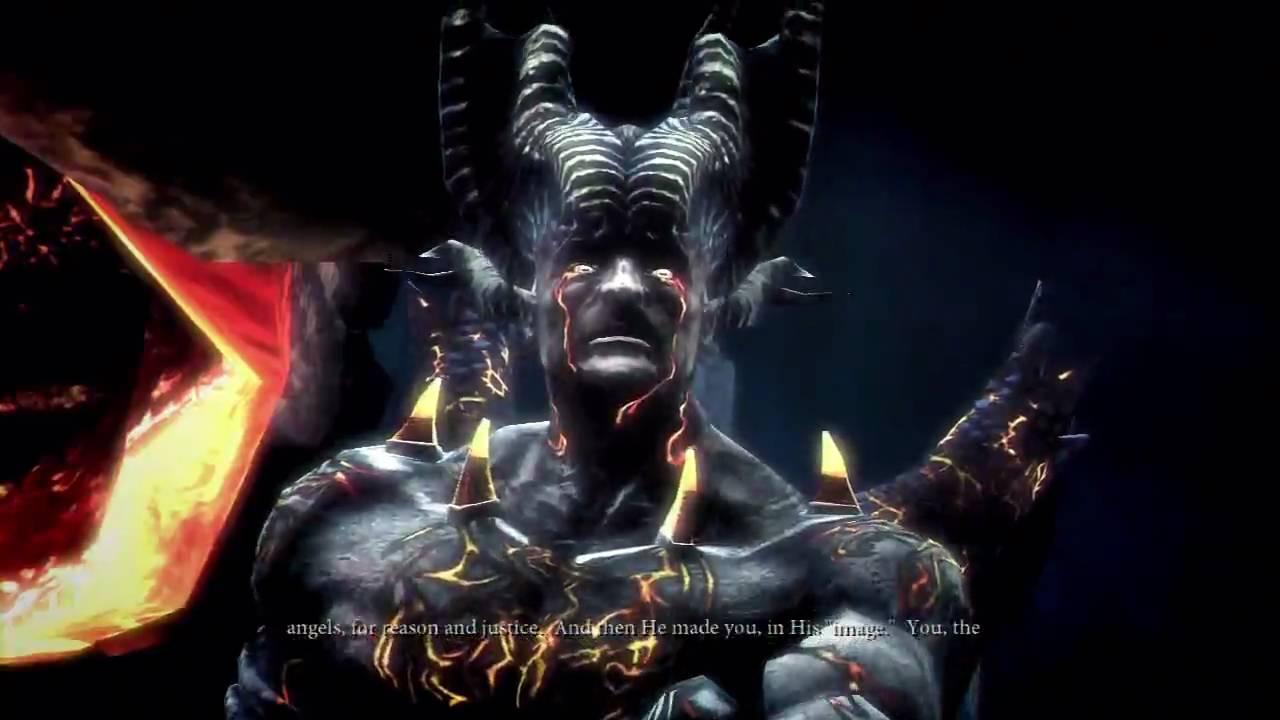 Dante S Inferno Lucifer Part 2