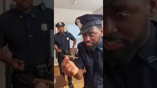 Kountry Wayne - When the wrong cops catch you smoking!