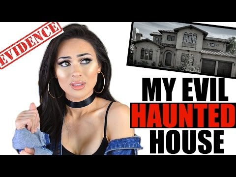 MY HAUNTED HOUSE STORYTIME (PART 1) WITH...