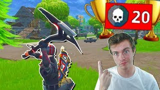 How To Get 20 Kills In FORTNITE BATTLE ROYALE!