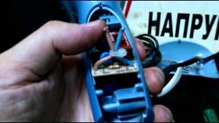 фен Philips BHD 007 ремонт