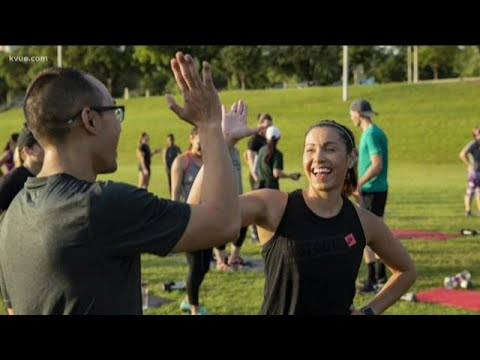 Get fit with Camp Gladiator | KVUE