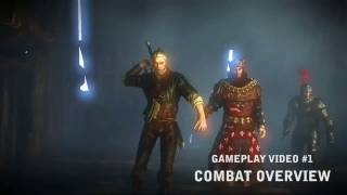The Witcher 2 - PC - GamePlay Video 1 - Combat Overview