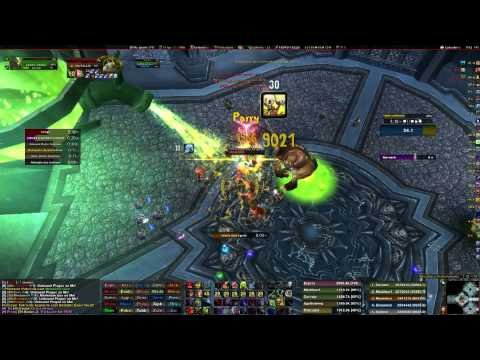 Epitome Killshot: Heroic Putricide (25) with Vent