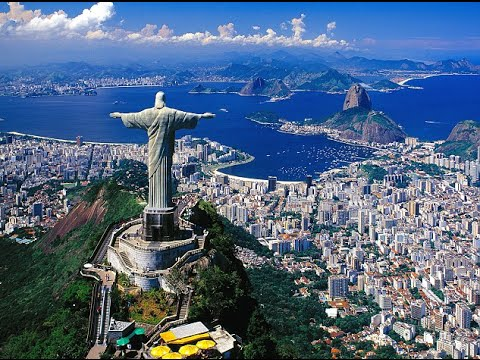 Rio Panoramic View, Rio de Janeiro, Brazil - Best Travel Destination