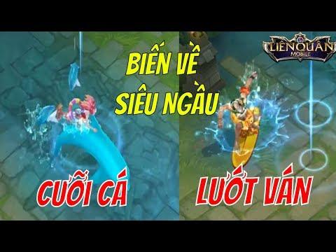 Ngắm Nhìn Top 3 Trang Phục Đặc Biệt Siêu Đẹp Sắp Đổ Bộ Vào Liên Quân Mobile | VietClub Gaming