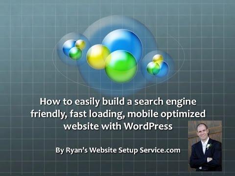 how to create a website using wordpress youtube