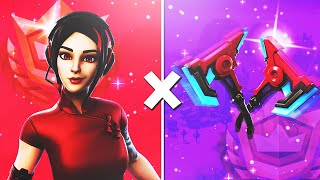"5 COMBO of COMBAT PASSE ""SAISON 9"" on Fortnite!"