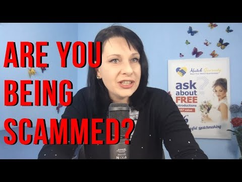 Are You Being Scammed By A Beautiful Russian Girl