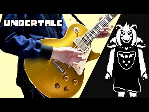 【UNDERTALE】Hopes And Dreams「夢と希望」ギターアレンジ 弾いてみた【moki Guitar Cover】