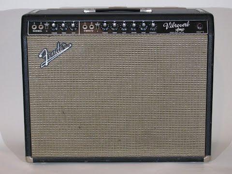 "Top Jimi Kemper Amp Profiles: ""Medium-Power Blackface"" Pack (1964 Fender Vibroverb)"