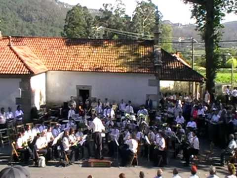 Banda de Rianxo Alvamar overture II Encontro Lousa...