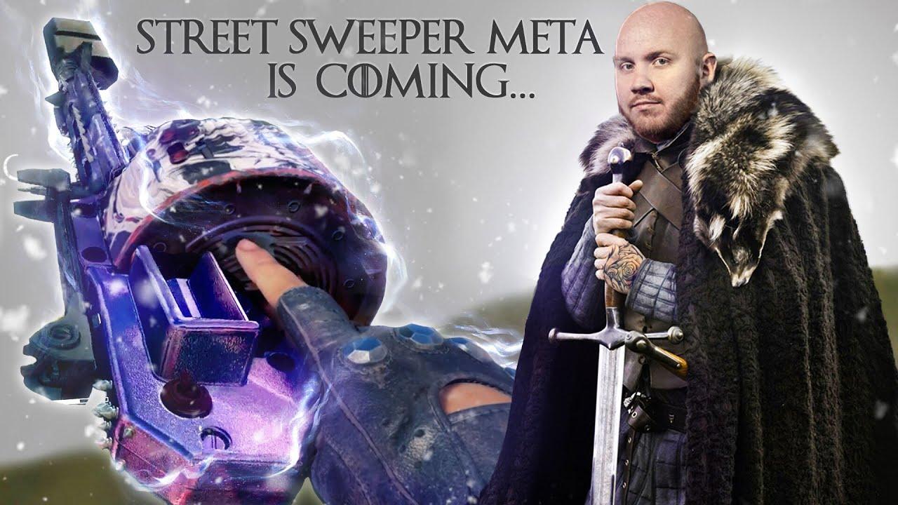 STREET SWEEPER META IS COMING...
